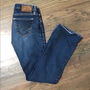 Big Star Remy Boot low rise jeans 27 long